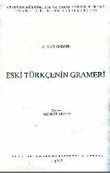 Eski Türkcenin Qrameri