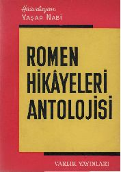 Rumen Hikayeleri Antolojisi-Yaşar Nebi-1968-249s
