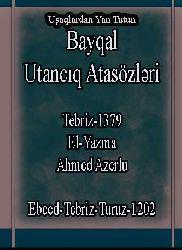 Bayqal - Utancıq Atasözləri 1379 Əhməd Azərlu - El Yazma + 18