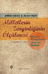Milletlerin Zenginliğinin ölçülmesi-Anwar Şaix-E.Ahmed Tonak-Xaqan Arslan-409s