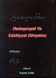 Dedequrqud Ve Edebiyat Dünyamız