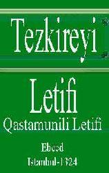 Tezkireyi Letifi