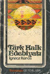 Türk Xalq Edebiyatı - Ignacz Kunos