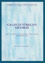 Qaqavuz Türkcesi Grameri