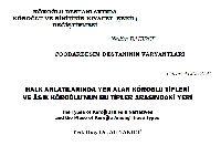 Coodarbeşim Destanının Varyantları-Cıldız Alimova-10s+866-+Koroghlu Destanlarında Koroghlu Ve Binitinin Qiyafet (Shekil) Değişdirmesi-Nedim Bakırchı-19-+3-Xalq Anlatılarında Koroğlu Tipleri Ve Aşıq Koroghlunun Bu Tipleri Arasındaki Yeri-Ali Yakıcı-11s