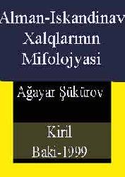 Alman-Iskandinav Xalqlarının Mifolojyasi