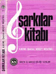şarkılar Kitabı-Heinrich Heine-Behcet Necatigil-1972-327s
