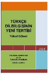 Türkce Dilbilgisinin Yeni Tertibi Yüksel Göknel 2014 268