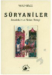 Süryaniler-Anadolunun Solan Rengi-Yequb Bilge-1996-125s