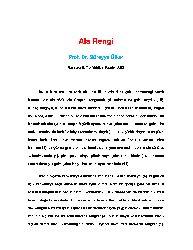 Süreyya Ülker - Ala Rengi - Boya