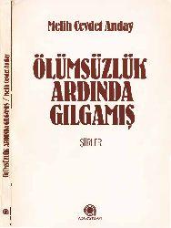 Ölümsüzlük Ardında Gilgemiş-Shiirler-Melih Cevdet Anday-1979-112s