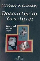 Descartın Yanılqısı-Duyqu-Ağıl-insan Beyni-Antonio R.Damasio-2006-293s