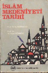İslam Medeniyeti Tarixi-W.Barthold-Barthold- Çev-Mehmed Fuad Köprülü-1984-390s