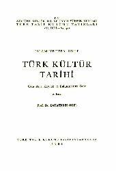 Türk Kültür Tarixi - Bahaetdin Ögel