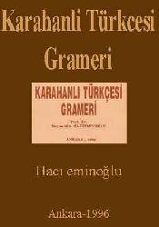 Qaraxanli Türkcesi Grameri