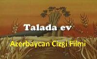 Tarlada Ev-Azerbaycan Cizgi Filmi