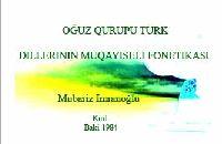 Oğuz Qurupu Türk Dillerinin Muqayiseli Fonetikasi
