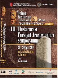 Orxun (Orhon) Bildiriler Kitabi-1-2