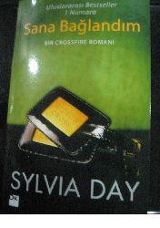 Sana Bağlandım-Crossfire  - Sylvia Day -211