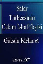 Salar Türkcesinin Çekim Morfolojisi