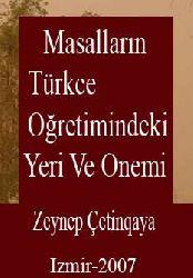 Masalların Türkce Oğretimindeki Yeri Ve Onemi