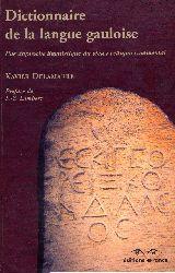 Dictionnaires De La Langue Gauloise-Xavier Delamarre-Fransaca-2003-382s