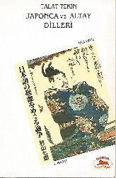 Japonca Ve Altay Dilleri-Talat Tekin-1993-86s