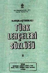 qarşılaşdırmalı Türk Lehceleri Sözlügü