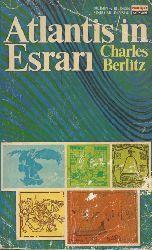 Atlantisin Esrarı - Charles Berlitz Belqis Çoraqçı 2000 205