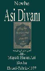 Asi Divanı-II-Tebriz-Novhe
