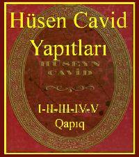 Hüseyn Cavid eserleri 5 Cild