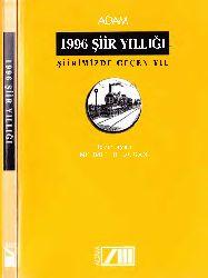 1990 Şiir Yıllığı-Şiirimizde Keçen  Yıl-Mehmed H. Doğan-1996-199s