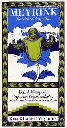 Babil Kitablığı-13-Kardinal Napellus-Gustav Meyrink-Zehra Aksu Yılmazer-1999-67s