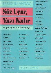 Söz Uçar Yazı Qalır-Firidun Andaç Akyürek-1997-566s