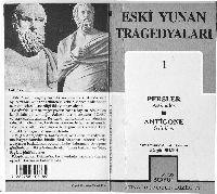 Persler-Antigone Sofoklesaiskhylos-Güngör Dilmen-1999-120s