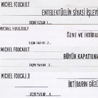 Entellektüellerin Siyasi Işlevi-2-Özne Ve Iqtidar-3- Böyük Qapatılma-4-Iqtidarın Gözü-Seçme Yazılar- Michel-Foucault-Işıq Ergüden-Osman Axınhay-Ferda Kesgin-1994-1270