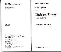 Kabara-Xeldun Taner-2000-140s