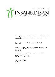 İnsan-İnsan Bilim Kültür Sanat Ve Düşünce Dergisi 01. Sayı-2014-51s