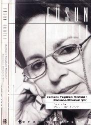 Zamanı Yaşadan Ruman 3 Zamana Direnen Şiir Füsun Akatlı 1998 208