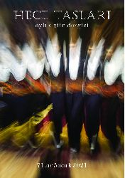 Hece Daşları-Aylıq Şiir Dergisi-071-Sayi On5-Ocaq Tayyib Atmaca-2021 24s