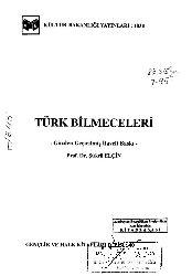 Türk Bilmeceleri Şükrü Elçin 1989 118