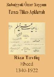 Rubaiyyati Ömer Hayyam-Türkiye Turkcesi