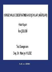 qırqız Xalq Edebiyatında qoşuqlar-Ağıtlar