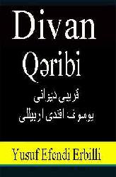Qeribi Divani-Yusuf Efendi Erbilli