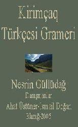 Kirimçaq Türkcesi Grameri