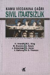 Qamu Vicdanına Çağrı-Sivil Itaetsizlik-Jurgen Habermas-H.Arendt-J.Rawls-Yaqub Coşar-1997-220s
