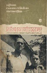 Cezaevinden Memed Fuada Mektublar-Oğlum Canım Evladım Memedim-Nazim Hikmet-1968-175s