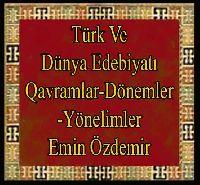 Türk Ve Dünya Edebiyatı - Emin Özdemir