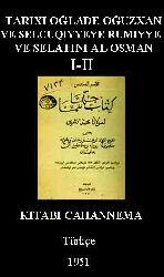 Tarixi Oğladi Oğuzan-Kitabi Cahannema
