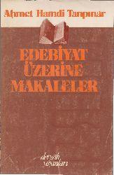 Edebiyat Üzerine Makaleler-Ahmet Hamdi Tanpınar-1977-528s
